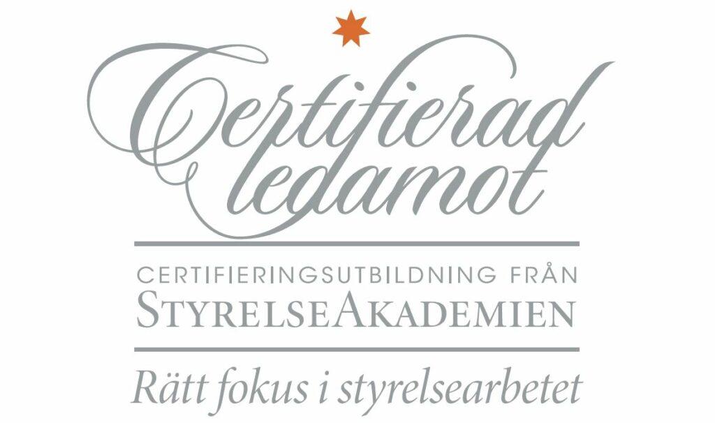 Certifierad styrelseledamot